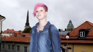 Ställer upp. Jelina Rolandsson Sällberg jobbar bland annat som volontär på Stadsmissionen.