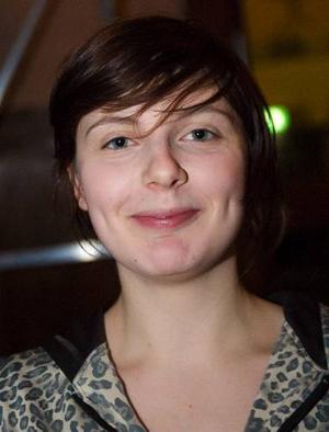 Marianna Finke: Det var kanonbra, synd bara  att han inte spelade