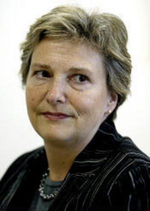 Judith Nelvig är rektor vid Västermalms gymnasium. Hon har jobbat hårt de senaste åren med de båda bråkande eleverna vid skolan.