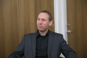 Jonas Fors, skolchef i Ludvika kommun.