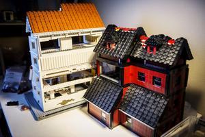 Emma Farms fortsätter på hustemat och bygger fler hus.