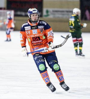 Oskar Olsson – en powerforward med rätt att reta stjärnor.