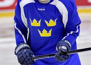 Förbundskaptenen Peter Lindström tog i dag ut den 22-man starka trupp som reser till Rovaniemi och Kemi för att möta Finland – tre gånger.