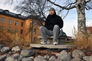 Mathias Eckhoff är mannen som lyckats med allt han företagit sig. Jämtland Baskets fans ser gärna att det skrivs ytterligare ett kapitel i hans framgångssaga.   Foto: Hans-Råger Bergström