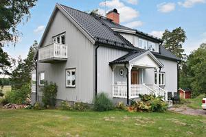 Detta vinterbonade fritidshus i By kyrkby i Avesta kommun är med på Klicktoppen.