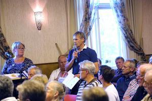 För oss är det viktigt att ha en fungerande mottagning på Vemdalsskalet. Om det är Fjällhälsan eller någon annan som driver den spelar ingen roll, sa Torgny Svensson, Skistar Vemdalen.