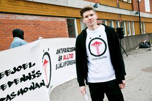 Markus Allard, Örebropartiet.