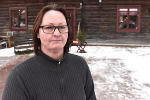 Susanne Ekebris hoppas ändå att detta var sista gången som kaffestugan drabbats av inbrott.