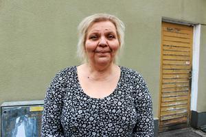 Åsa Fredén, Ludvika, ordförande för kvinnojourernas länsorganisation i Dalarna