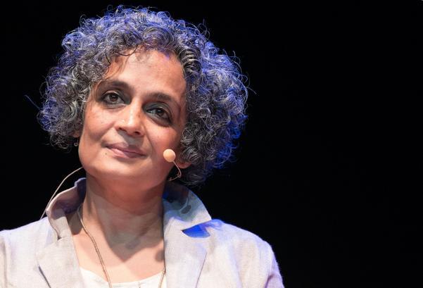 Arundhati Roys första roman på 20 år ges ut på svenska. Hon kommer också till Bokmässan i Göteborg. Arkivbild.