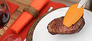 Mindre kött på tallriken är enklaste sättet att göra en insats för miljön, enligt Naturskyddsföreningen. Foto: Getty Images
