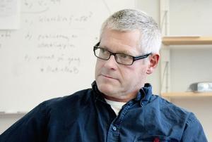 Björn Swedén, rektor vid Sundsvalls gymnasium.