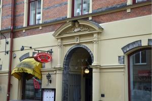 Fastigheten Cupido 1 på Trädgårdsgatan hör till de fastigheter Mitthem tänker sälja.