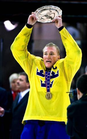 Kenny Jönsson fick höja bronstallriken.