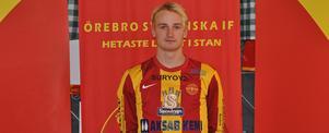 Patrik Junghagen, här i Örebro Syrianskas tröja, gjorde två mål för Sturehov mot IFK Örebro.