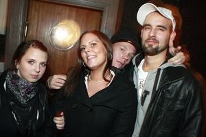Bill@Bob, Malin, Jessica, Jocke, Joel