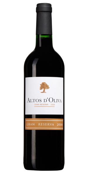 Altos d'Oliva Gran Reserva 2008