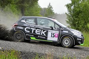 Johnny Andersson vann Otrimmat tvåhjulsdrivet.