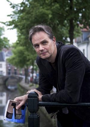 Gaston Dorren, språkintresserad journalist och författare från Nederländerna.