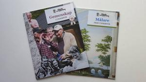 Tidigare utgivna böcker från Undersviks Hembygdsförening.