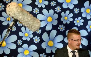 Linus Bylund (SD) Foto: JANERIK HENRIKSSON / TT