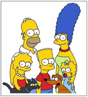 Familjen Simpson verkar aldrig aldrås. Nu ska Lisa, Homer, Bart, Marge och Maggie bli filmstjärnor.