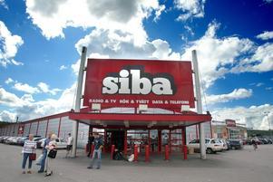 Snart blir Siba i Birsta Netonnet.