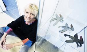 Lena Lortzen vid Unicum Nordisk Design för alla  har hedrats med Torsten Dahlinstpendiet för sina insatser inom designområdet