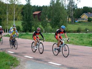 Bollnäsrundan blev en succé och Bollnäs Cykelklubb fick beröm för den långa rundan.