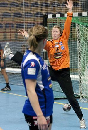 IVH-målvakten Martina Thörn storspelade