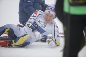 Hanna Falk är en av de som insjuknat i Idre.
