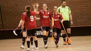 Emma Adolfsson gjorde två mål.