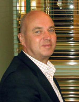 Anders Forsberg, ny chef för IT-konsultföretaget Sogeti i Sundsvall, Umeå och Luleå.