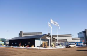 2014 öppnade Bolidens nya anläggning i Garpenberg.