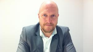 VIK:s sportchef Niklas Johansson.