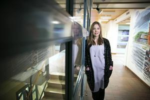 Sofia Djusberg är psykolog i Borlänge.