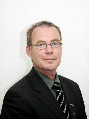 Mittuniversitetets rektor Anders Söderholm fick en lönehöjning med 2 000 kronor, till 81 700 kronor. Foto: Mittuniversitetet
