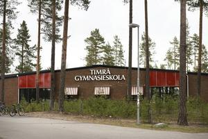 Populär föräldramässa tillbaka i Timrå. Under lördagen håller man till i Timrå gymnasiums lokaler.