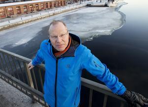 Umeås stadsarkitekt Tomas Strömberg.