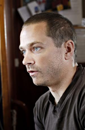 Kursansvarig. Martin Wikström från Göteborg är kursansvarig för utbildningen  i Gävle.