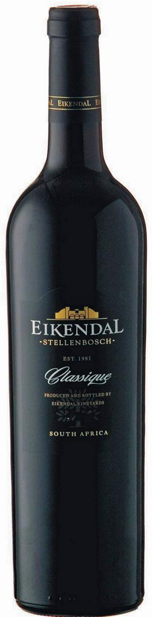 Högklassigt bordeaux-influerat rödvin från Sydafrika.