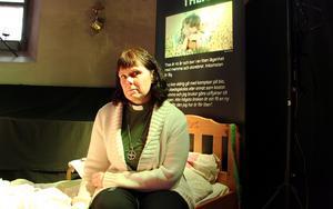 Maria Blixt. Foto Linda Berglund