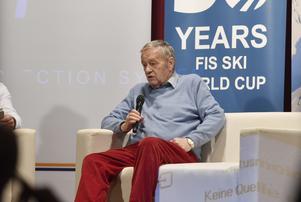 FIS president Gian Franco Kasper tror på vinter OS i Peking men är besviken på Korea