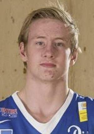 Oliver Gehrke, 16 år och 198 centimeter. Forward. Tar plats i Jämtlands ligatrupp.
