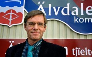 Thomas Larsson. ARkivfoto: Jennie-Lie Kjörnsberg