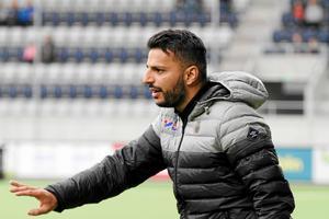 Poya Asbaghi kommer till Dalarna med IFK Göteborg i sommar.