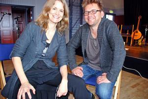 Ethnoledare, Susanne Lind och Peter Rousu.