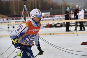 Johan Olsson, Stockviks SF med sikte mot VM.