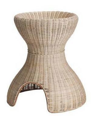 Fiffig pall som fungerar som liggplats, koja och klösbröda till katten. Finns hos Ikea och kostar 499 kronor.