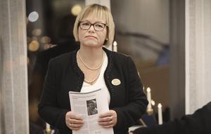 Ingela Rauhala är lärandeförvaltningens chef i Hudiksvall.